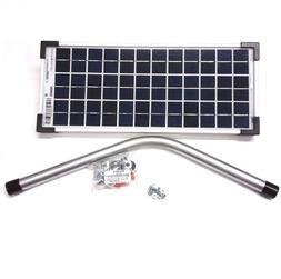 GTO FM123 Access Systems 10 Watts Solar Powered Battery Char