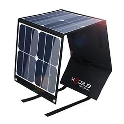 ELEGEEK Foldable 40W Solar Panel Charger for Jackery Portabl