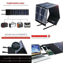 Foldable 40W Solar Panel Charger Jackery Portable Generator