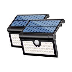 ElevenII Foldable LED Solar Lights Outdoor 3 in 1 Mode 42 LE