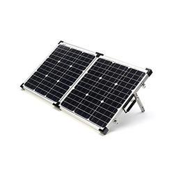 Bioenno Power 80 Watt Foldable Solar Panel for Charging Powe