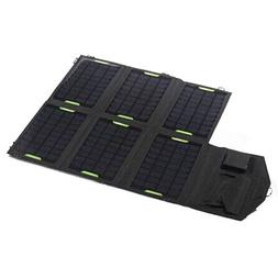 Unlimited energy 21W Foldable Solar Panel Charger With Dc 5.