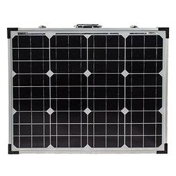 foldable solar panel complete kit