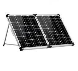 Foldable Solar Panels Controllers Battery System Chargers Ce
