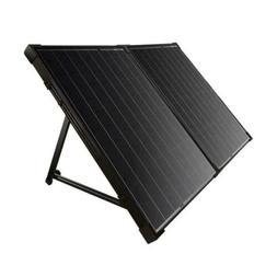 RENOGY® Foldable Solar Suitcase Kit 100W Mono Without Charg