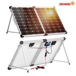 <font><b>Dokio</b></font> 100W  Foldable <font><b>Solar</b><
