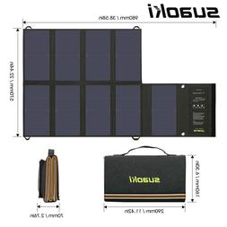 <font><b>Suaoki</b></font> Portable 60W Folding Foldable <fo