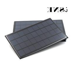 <font><b>Solar</b></font> <font><b>Panel</b></font> 6V 9V 18