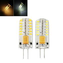 G4 Led Bulbs - Led Halogen Replacement G8 120v 20w Bi Pin Bu