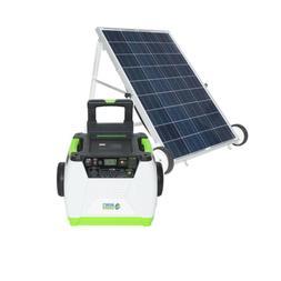 Genex Nature's Generator - Gold GXNGAU with one 100 Watt Sol