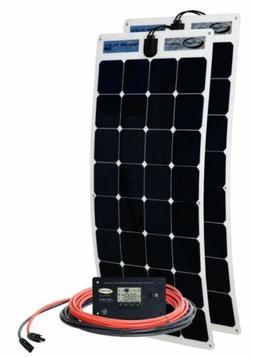 Go Power GP-FLEX-200 Solar Kit-Flexable, 200 Watt
