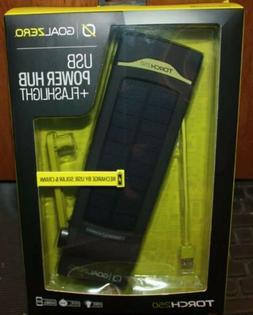 Goal Zero Torch 250 USB Power Hub + Flashlight - Black / Gre