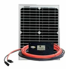 Go Power GP-RV-20 20 Watt Solar Kit With 4.5 Amp Regulator