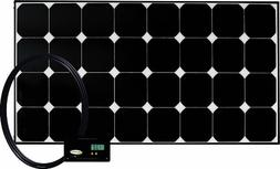 Go Power! GP-RV-95 95-Watt Solar Kit with 30 Amp Digital Reg