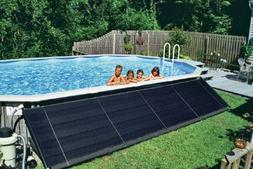 Sun2Solar Ground Mounted Heating Solar Panel System for Abov
