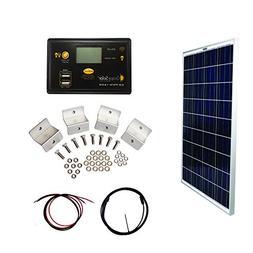 Grape Solar GS-100-BASIC Basic Off Grid Polycrystalline Sola