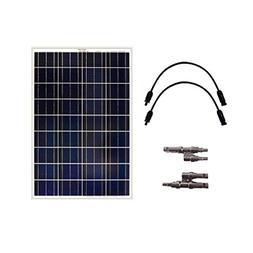 Grape Solar GS-100-EXP Off-Grid Solar Panel Expansion Kit, 1