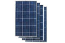 Grape Solar GS-P60-265-Fab2x4 Polycrystalline Solar Panel ,