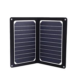Hanbaili 6V 10W Foldable Monocrystalline Silicon Solar Cell
