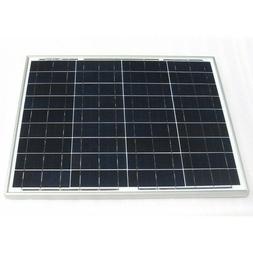 High efficiency 50 watt solar panel