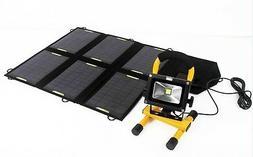 High Efficiency Outdoor Waterproof 21W Foldable Solar Panel