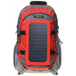 XTPower Hiking Solar Backpack with Removable 7 Wall Solar Pa