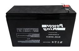 12 Volt 7 Amp Hour Sealed Lead Acid Battery