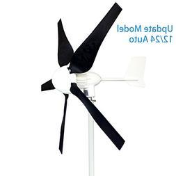 Windmax HY400 500 Watt Max 12-Volt 5-Blade Residential Wind