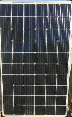 Itek Solar Panel 300 watt, 60 Cell Mono, NEW, US Made - Silv