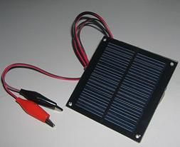 JoyTech 0.5w 5v 100ma Mini Solar Panel Module Solar Epoxy Ce