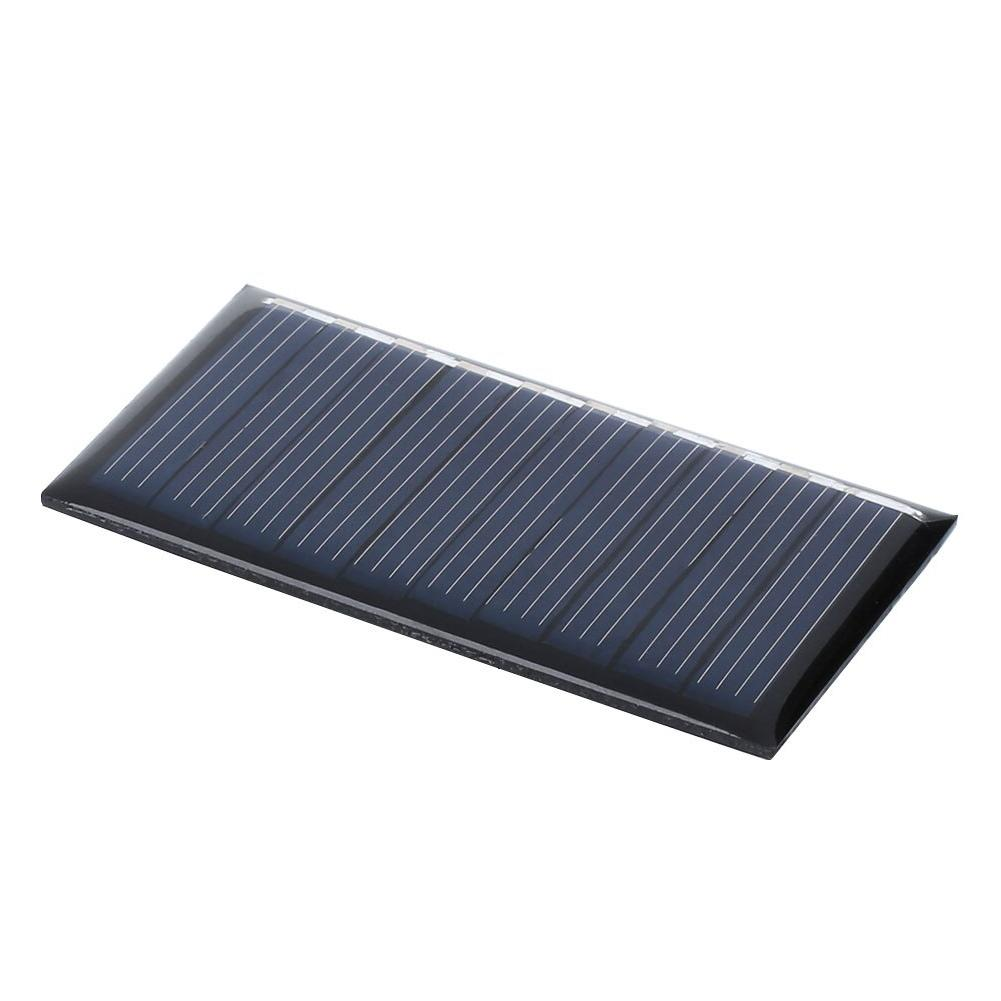 0.15W/0.25W/1W 5V <font><b>Mini</b></font> <font><b>Panel</b></font> Charger Polycrystalline Portable DIY Cell Charger Module Phone Outdoors