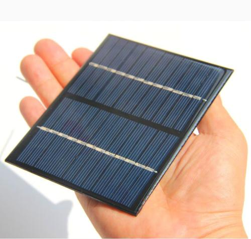 1.5W Battery Solar Epoxy Charger