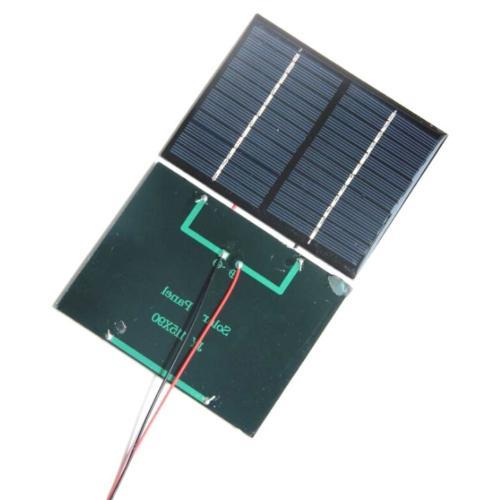 1.5W Battery Solar Module Epoxy