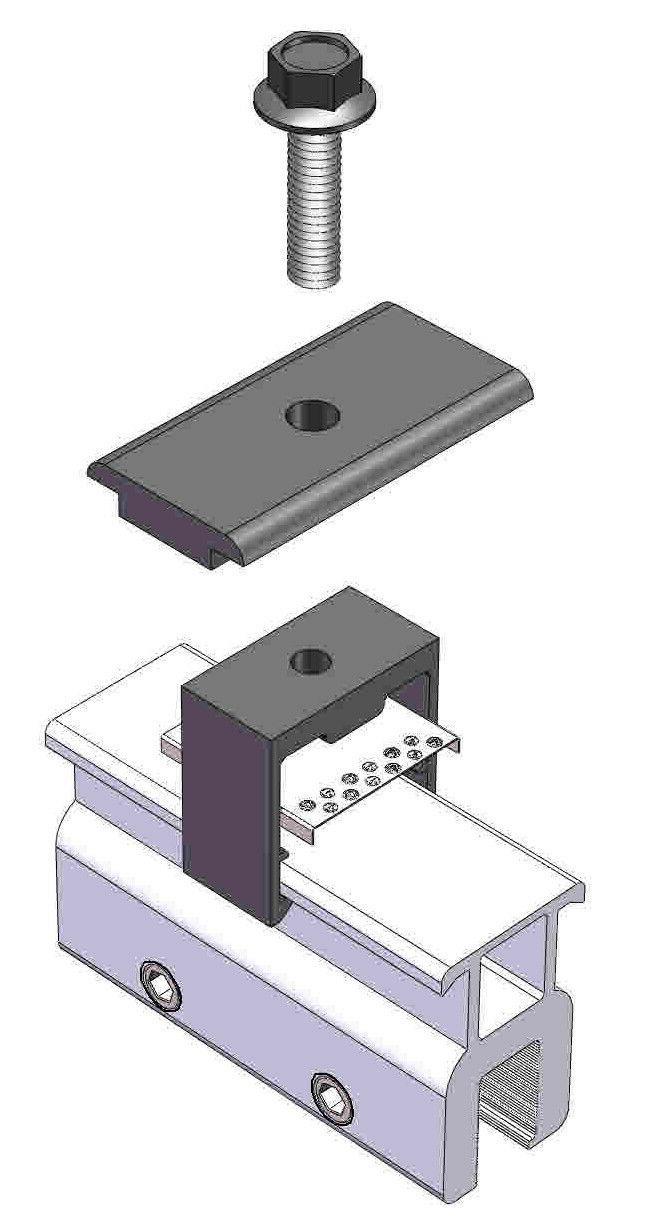 10 Mid Seam Panel Module Kits