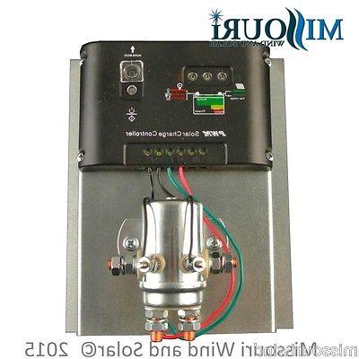 12 Volt 400 Amp 10,000 Watt Charge Controller for Wind Turbi