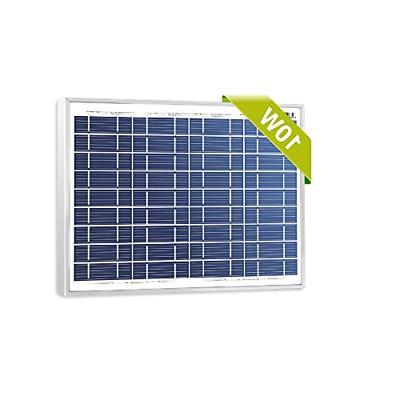 10 watts 12 volts polycrystalline solar panel
