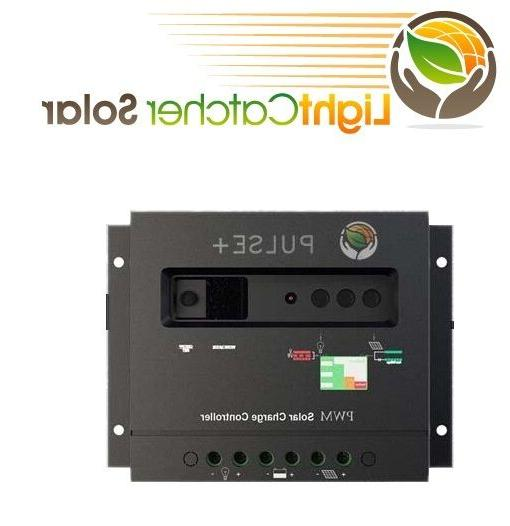 100 Panel with Solar Charge Controller Boat Grid