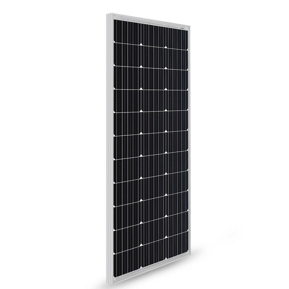 Renogy 100W Mono Solar Panel Efficiency Camping