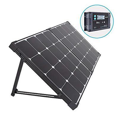 100 watt eclipse monocrystalline solar suitcase