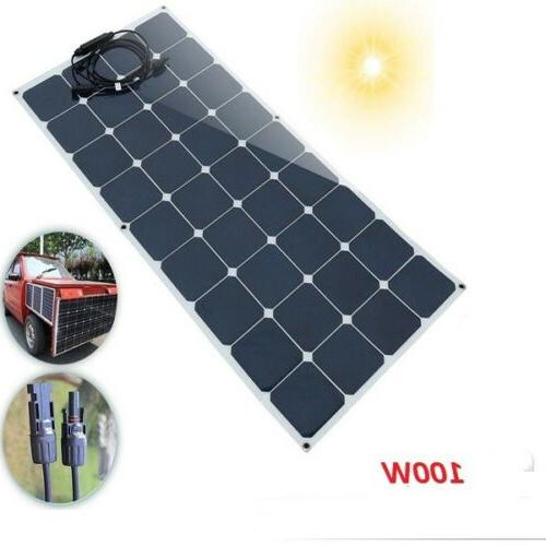 100 Watt Panel Kit 10A off Grid