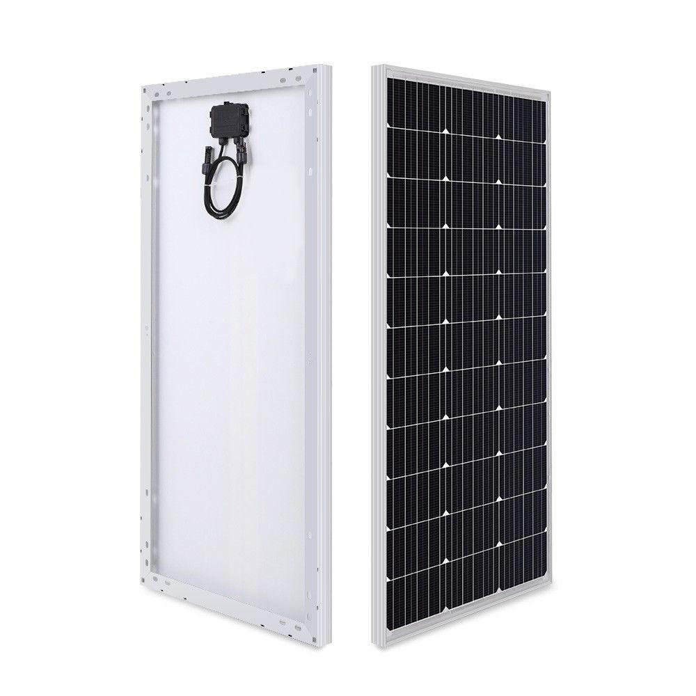 HQST Mono Panel Off Grid