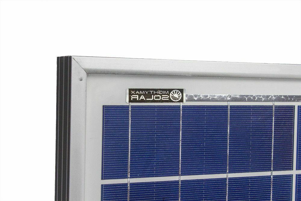 100 Solar 12V Battery Mighty