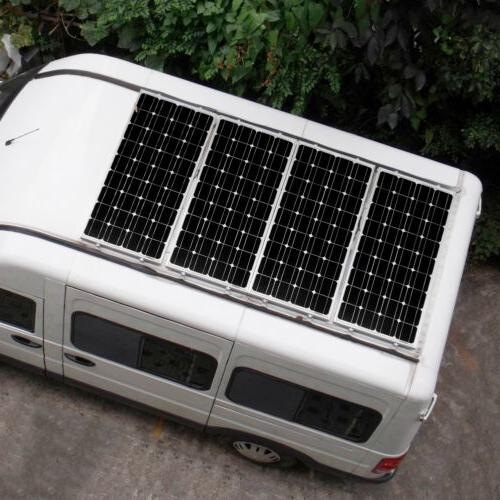 Dokio 100 Watts 12 Volts Monocrystalline Solar Panel