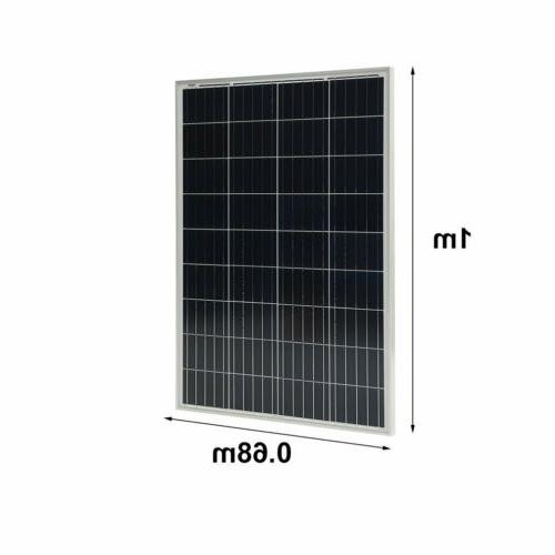 100W 100watts 12V Panel Module TO
