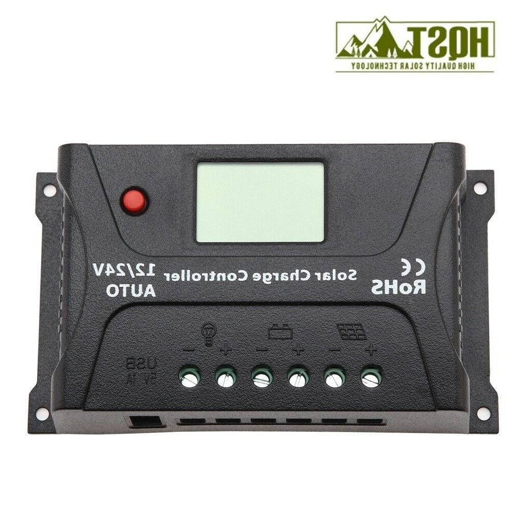100W 12V Off Grid Battery Charger Home