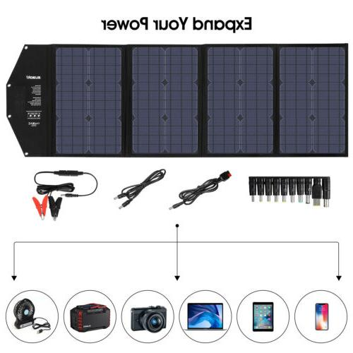 Suaoki 100W Solar Panel Bank US