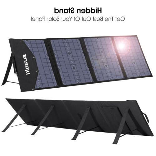 Panel Battery Power Bank Foldable US
