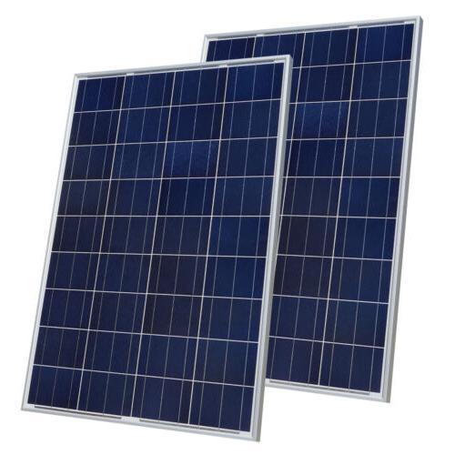 100W 200W 600W Watt Solar 12/24V Power RV
