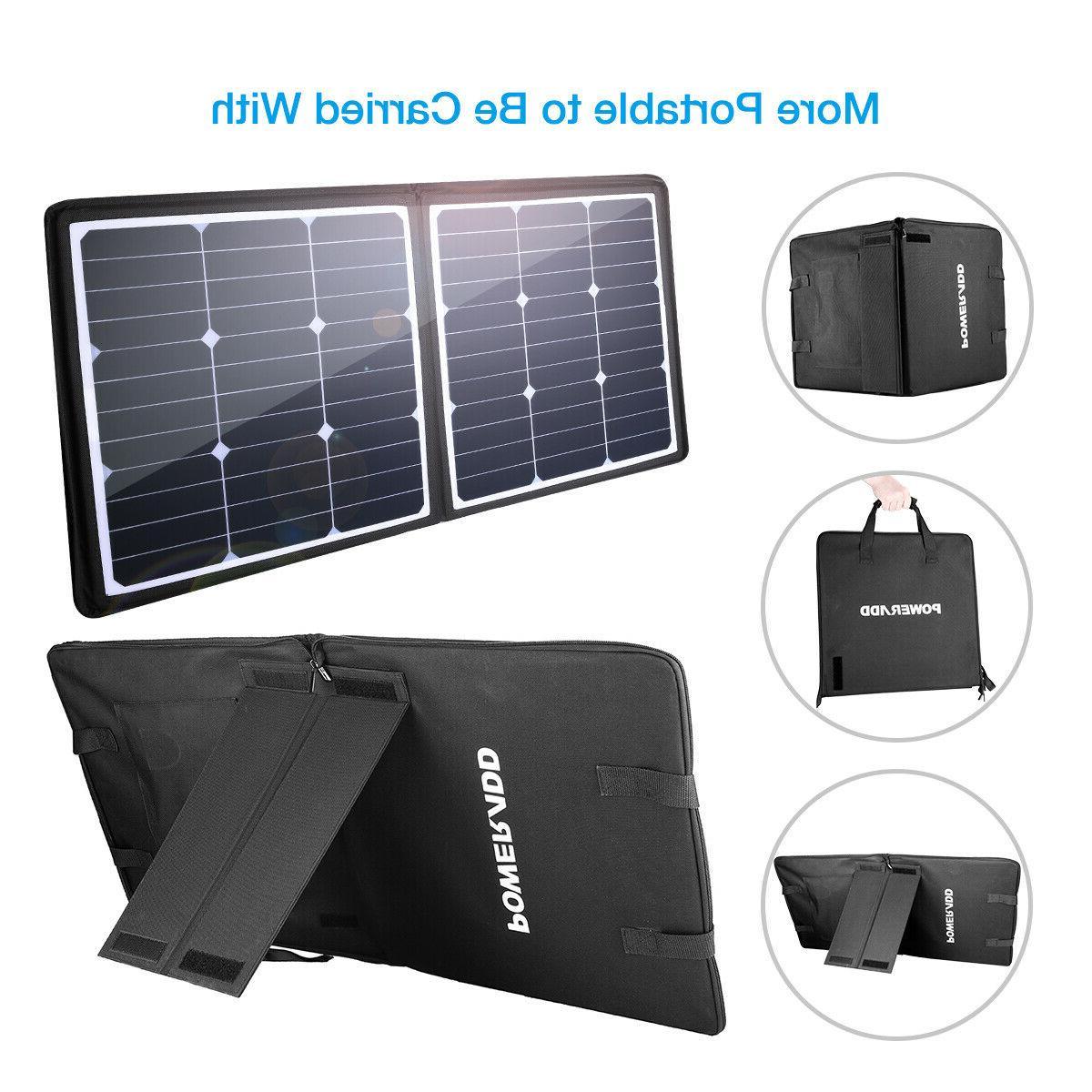 100W / Flexible Solar Kits Boat RV 18V Charger