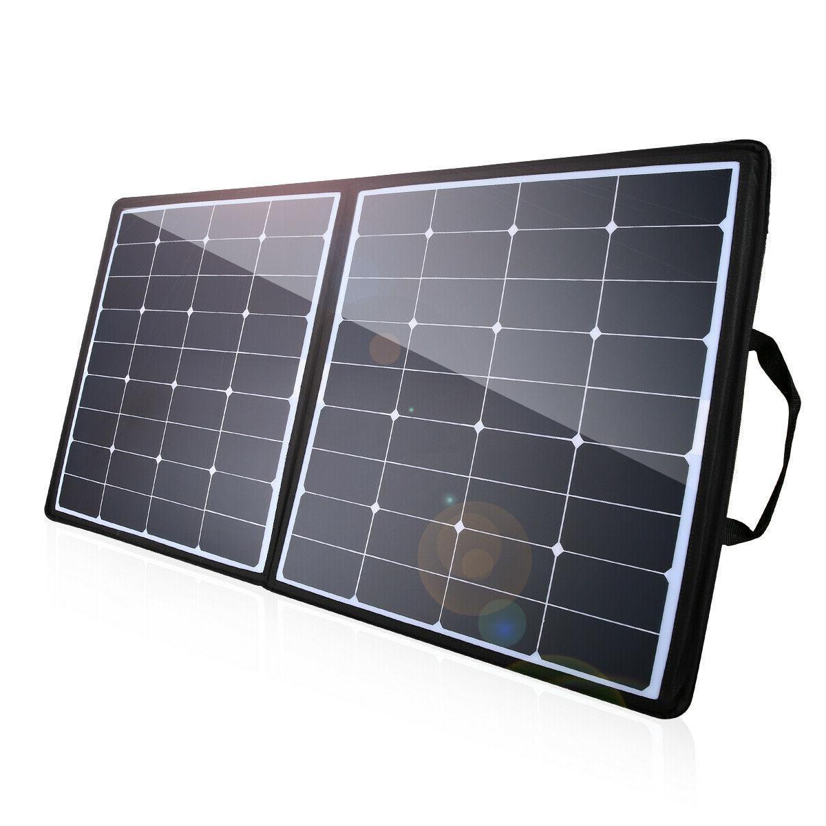 100W Solar Kits Boat RV 12V 18V